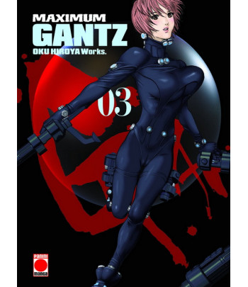 Maximum Gantz Nº 03 (de 18)