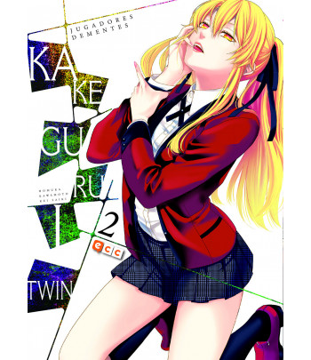Kakegurui Twin Nº 02