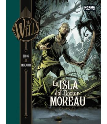 H.G. Wells: La isla del...