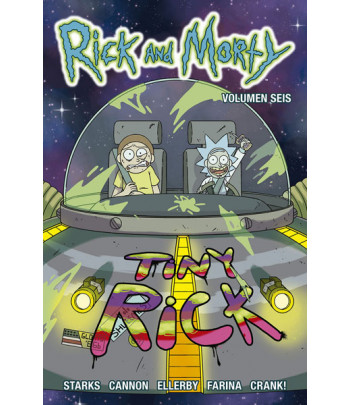 Rick y Morty Nº 06