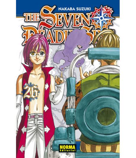 The Seven Deadly Sins Nº 26