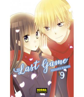 Last Game Nº 09 (de 11)