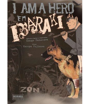 I am a Hero en Ibaraki