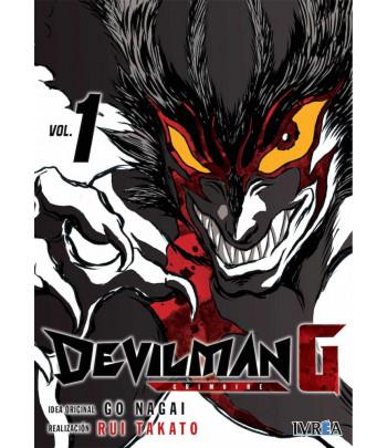 Devilman G Nº 1 (de 5)