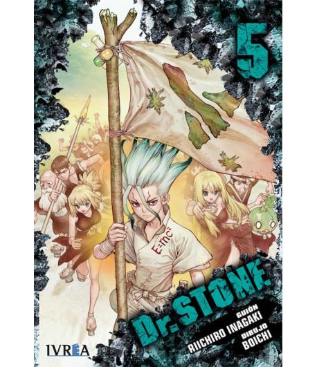 Dr. Stone Nº 05