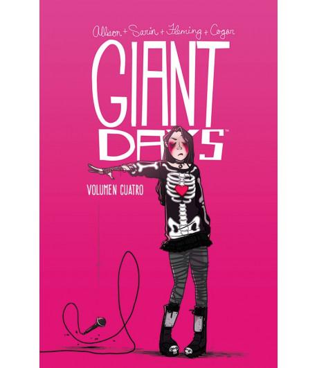 Giant Days Nº 04