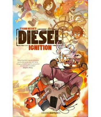 Diesel: Ignition