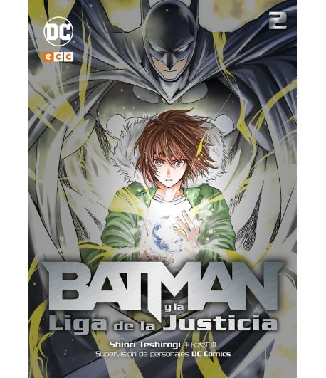 Batman y la Liga de la Justicia Nº 02
