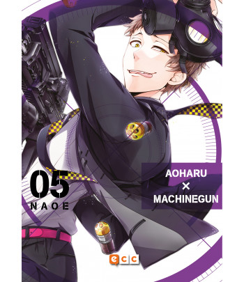 Aoharu x Machinegun Nº 05