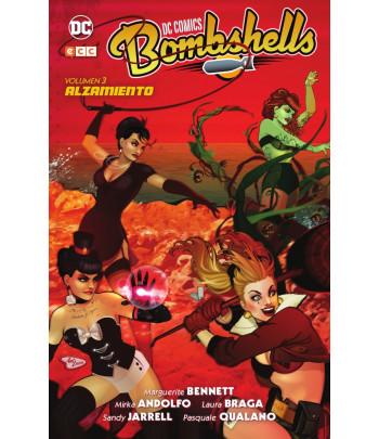 DC Comics Bombshells Nº 03:...
