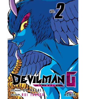 Devilman G Nº 2 (de 5)