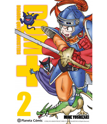 Dragon Quest Monsters Nº 2...