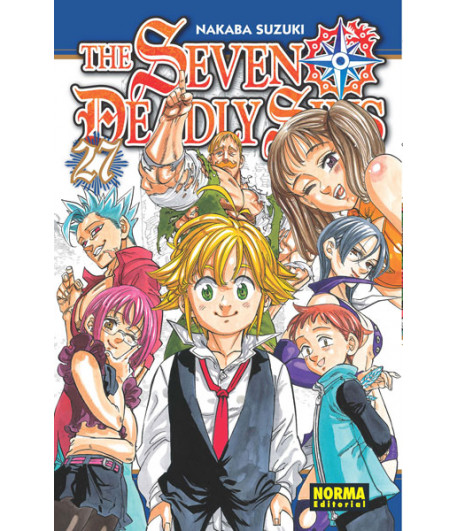 The Seven Deadly Sins Nº 27