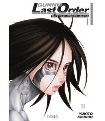 Gunnm - Last Order Nº 01...