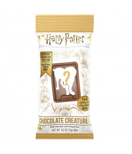Criatura fantástica de chocolate de Harry Potter