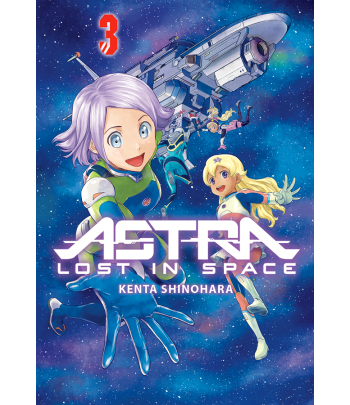 Astra: Lost in Space Nº 3...