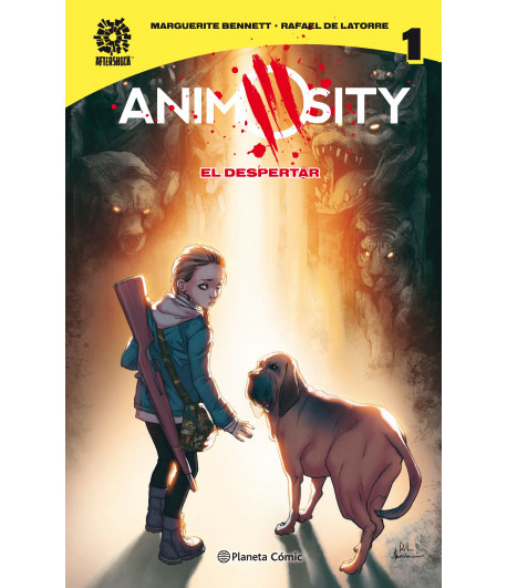 Animosity Nº 01