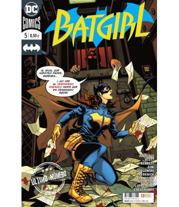 Batgirl (Renacimiento) Nº 05