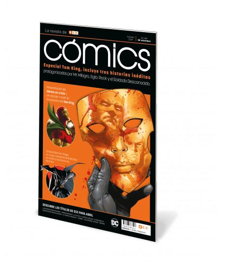 ECC Cómics Revista Nº 04