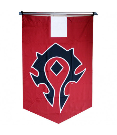 Bandera Horda - World of Warcraft