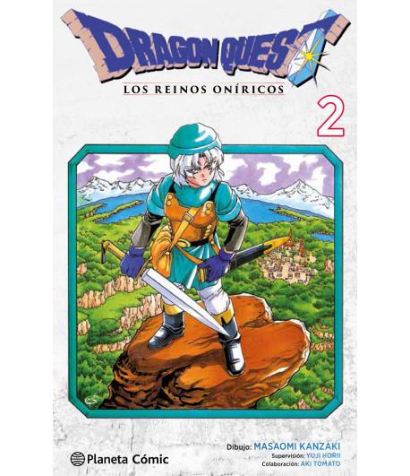 Dragon Quest VI: Los Reinos Oníricos Nº 2 (de 10)