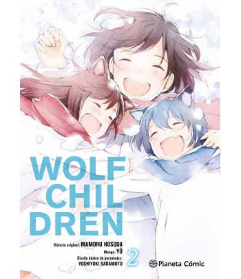 Wolf Children Nº 2 (de 3)