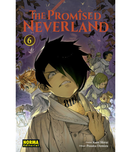 The Promised Neverland Nº 06