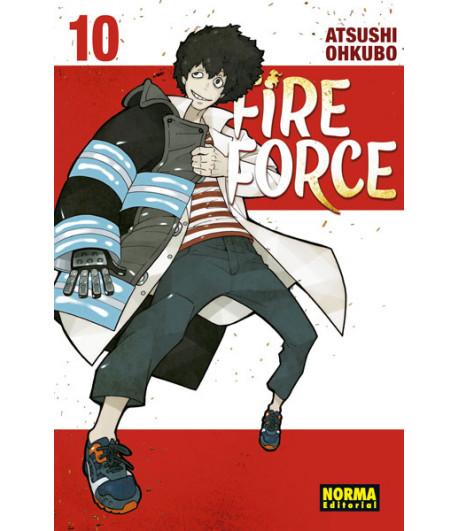 Fire Force Nº 10