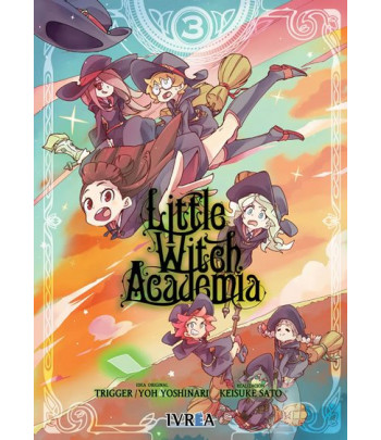 Little Witch Academia Nº 3...