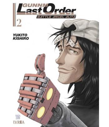 Gunnm - Last Order Nº 02...