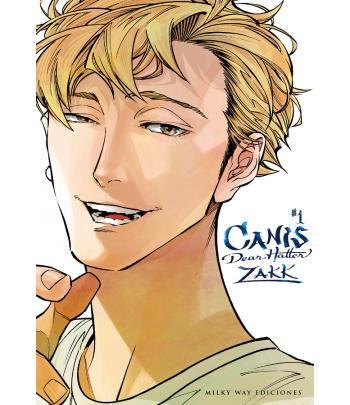 Canis —Dear Hatter— Nº 1...
