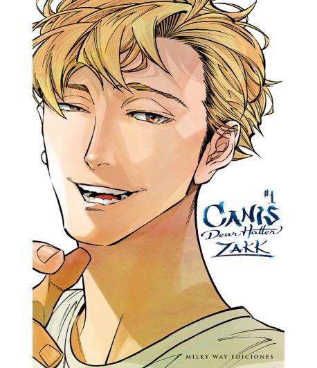 Canis —Dear Hatter— Nº 1 (de 2)